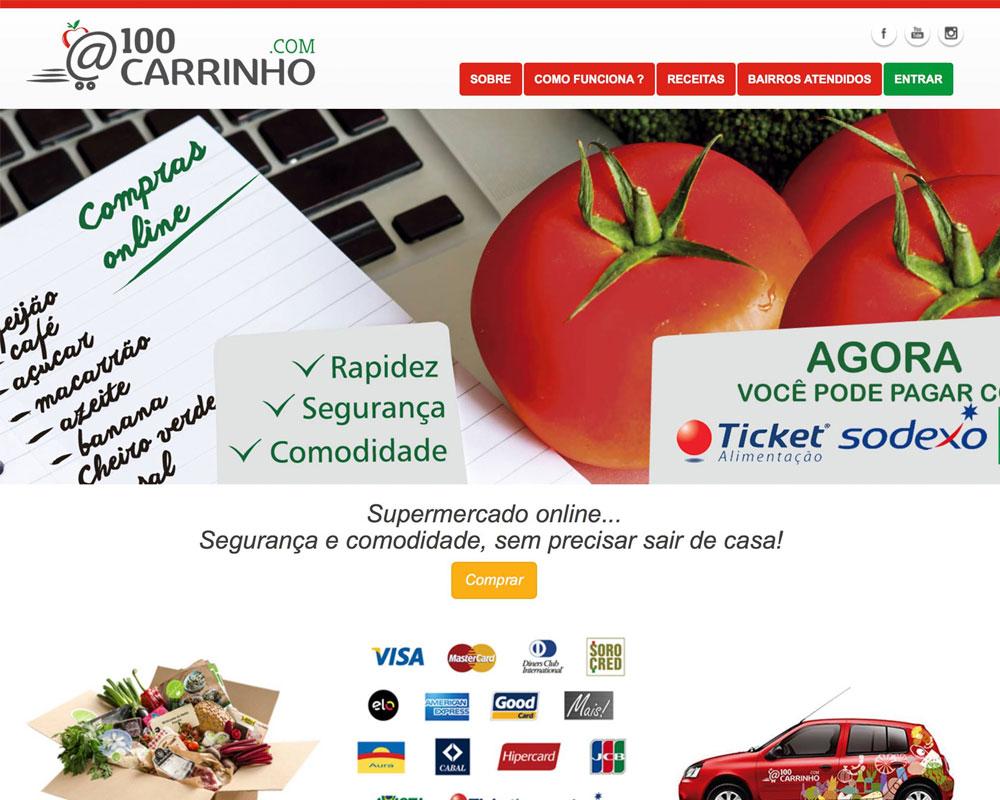 100Carrinho.com