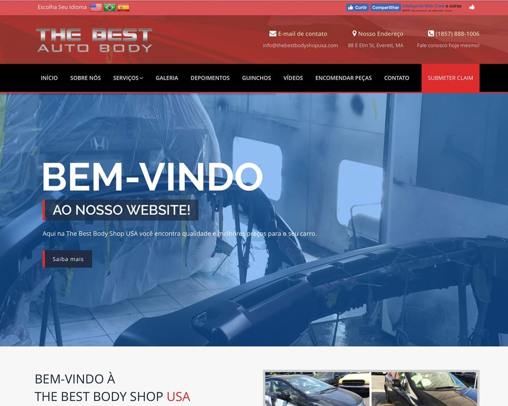 The Best Body Shop USA